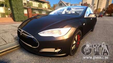 2016 Tesla Model S P90D für GTA 4