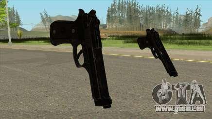 PUBG Beretta M9 pour GTA San Andreas