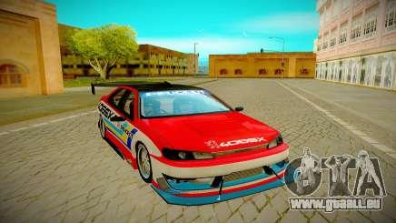 Peugeot 406 SX pour GTA San Andreas