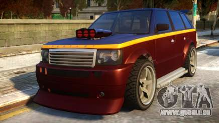 Super Huntley Tuning pour GTA 4
