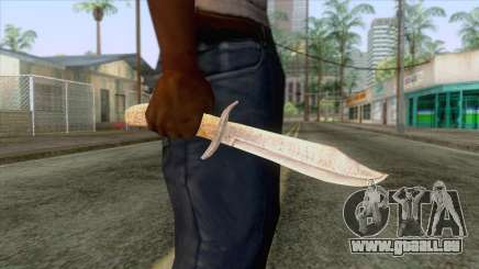 Dead Rising 2 - Bowie Knife pour GTA San Andreas