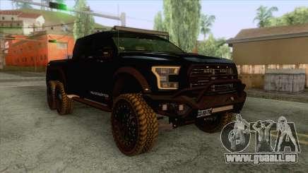 Ford F150 Hennessey Velociraptor für GTA San Andreas