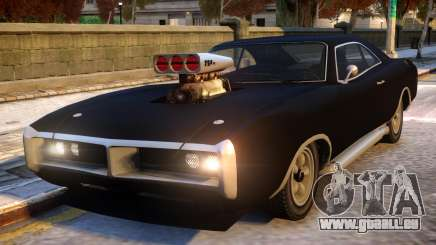Dukes to Dodge Charger RT pour GTA 4