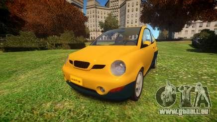 1997 Daewoo Matiz für GTA 4