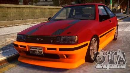 Futo Hatchback V1 pour GTA 4