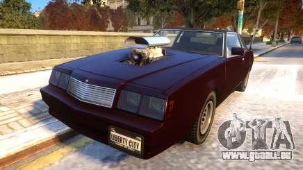 Sabre Quickfix - Cars für GTA 4