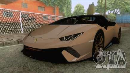 Lamborghini Huracan Performante Spyder pour GTA San Andreas