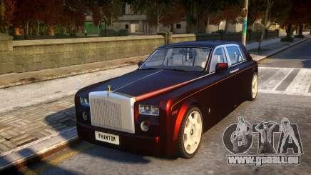 2008 Rolls-Royce Phantom Extended Wheelbase pour GTA 4