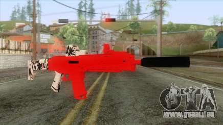 M4 Roja de Trolencio pour GTA San Andreas