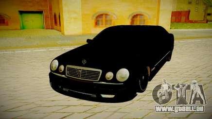 Mercedes Benz E420 W210 für GTA San Andreas