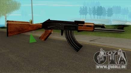 АК-47 Standard-HQ für GTA San Andreas