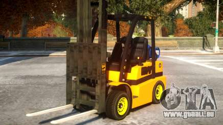 Two Seater Forklift BETA pour GTA 4