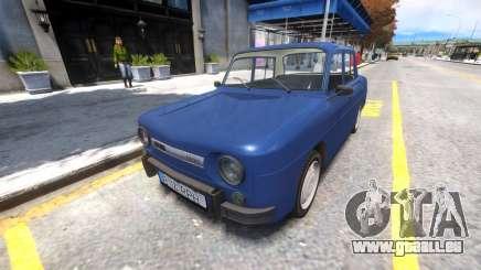 Dacia 1100 pour GTA 4