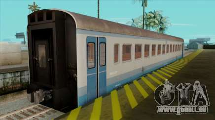 D1-644 (Mittelstufe) für GTA San Andreas