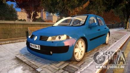 Renault Megane 2 pour GTA 4