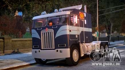USA TRUCK Kenworth K100 VIP REL pour GTA 4