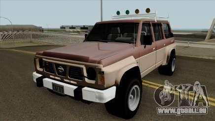 Nissan Safari Y60 1987 für GTA San Andreas