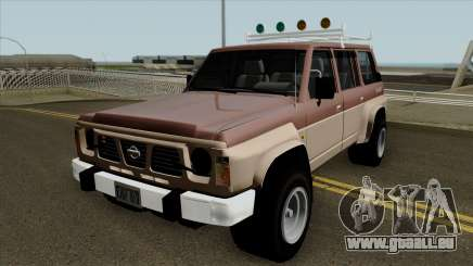 Nissan Safari Y60 1987 pour GTA San Andreas