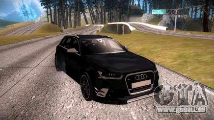 Audi RS6 Avant für GTA San Andreas