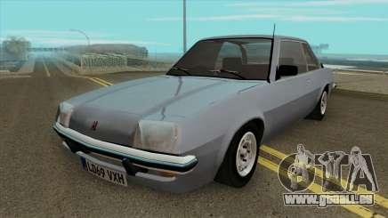 Vauxhall Cavalier MK1 Sedan 2 Door pour GTA San Andreas