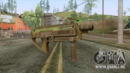 TEK Z-10 Submachine Gun für GTA San Andreas