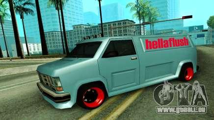 Burrift 2HD (Full VT) pour GTA San Andreas