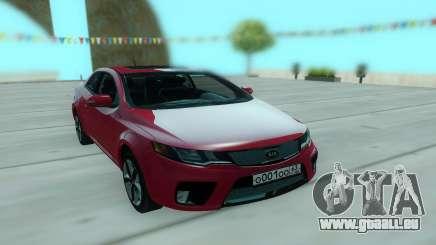 Kia Forte pour GTA San Andreas