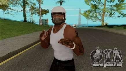 Goose Helmet (Mad Max) pour GTA San Andreas
