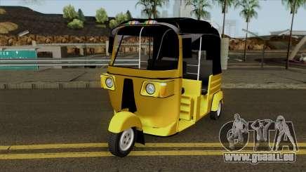 Sri Lankan Three Wheeler Taxi für GTA San Andreas