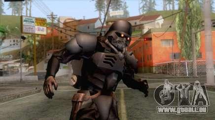 Kerberos Panzer Cop Skin pour GTA San Andreas