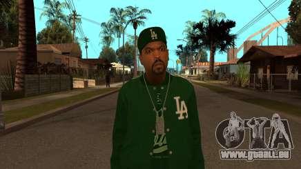 Ice Cube pour GTA San Andreas