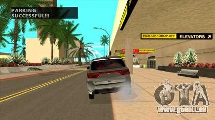 Parking Your Vehicle pour GTA San Andreas