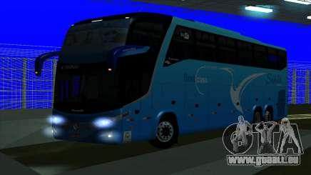Bus G7 1600 Ld Expresso Satellite Norte v 1.0 pour GTA San Andreas