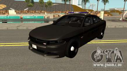 Dodge Charger RT Sheriff Department pour GTA San Andreas