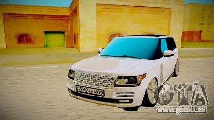 Land Rover Range Rover Sport für GTA San Andreas