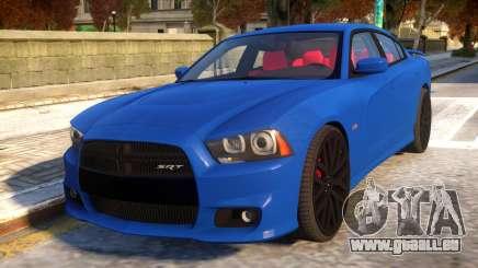 Dodge Charger SRT8 2013 Beta 0.9 pour GTA 4
