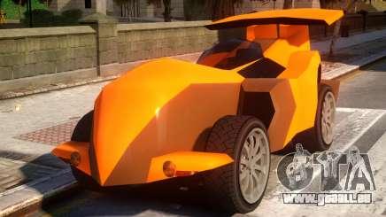RC Car für GTA 4