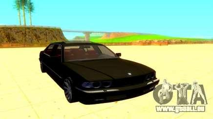 BMW E38 760L für GTA San Andreas