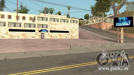 Der Malibu Club für GTA San Andreas