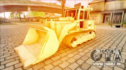 HVY Bulldozer GTA V Next Gen IVF für GTA San Andreas