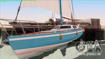 GTA V Dinka Marquis pour GTA San Andreas