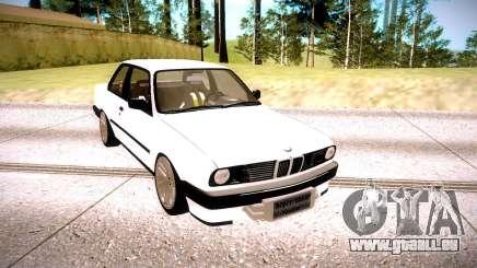 BMW M5 E30 für GTA San Andreas