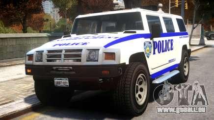 Police Patriot v1 für GTA 4