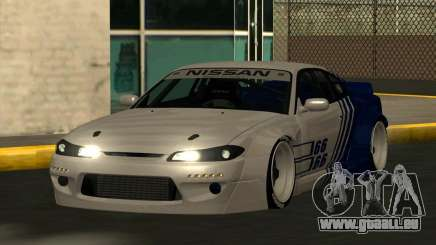 Nissan Silvia S15 Rocket Bunny pour GTA San Andreas