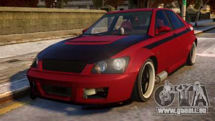 Sultan RS für GTA 4