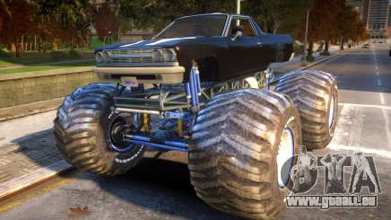 Cheval Picador Monster Truck für GTA 4
