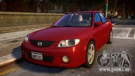 Mazda MazdaSpeed Familia pour GTA 4