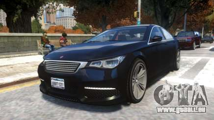 Ubermacht Oracle 2th Gen pour GTA 4