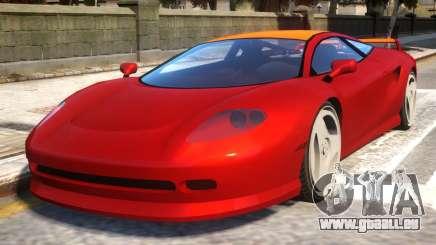 Ocelot Penetrator pour GTA 4