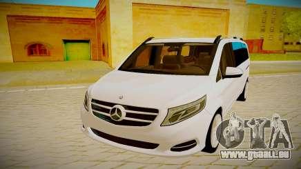 Mercedes-Benz V250 für GTA San Andreas